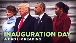 """Bad Lip Reading"" Nails It! Donald Trump Bad Lip Reading ""Inauguration Day"" (Video)"