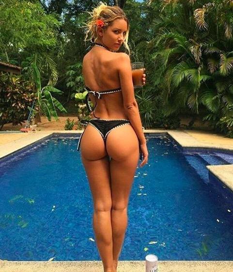 Hot Thong Bikini