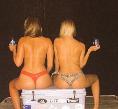 35 Smokin' Girls and Their Big Ol' Yeti Butts