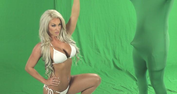 Hot Models Boner Prank. How Cruel! (Video)