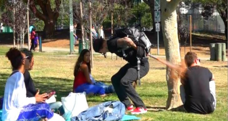 Exploding Diariah in Public Prank (Video)