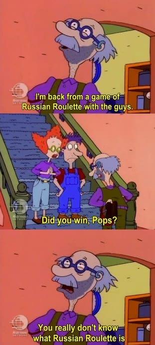 Rugrats Secrets