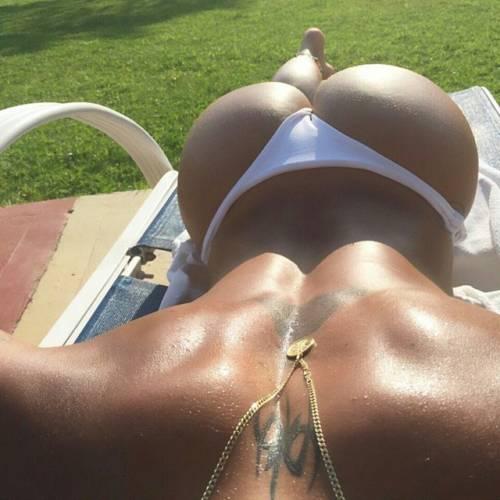 Thong Bikini POV