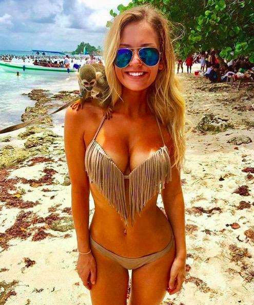 Cute Tan Girls