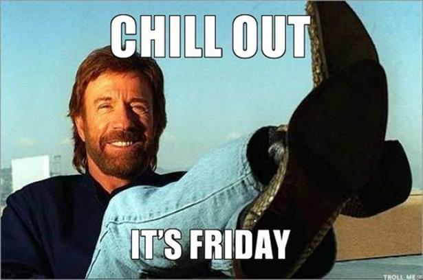 Chuck Norris Memes