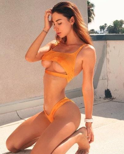 Underboob Swimsuit